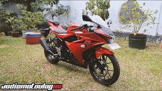Testride Suzuki GSX-R150 2017 Indonesia