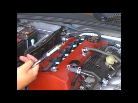 DIY Spark Plug Replacement Honda s2000