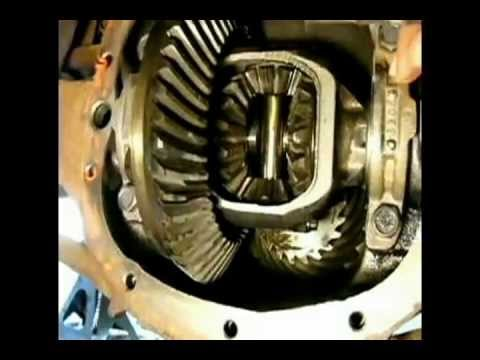 How To Weld The Spider Gears To Eliminate The Limited Slip