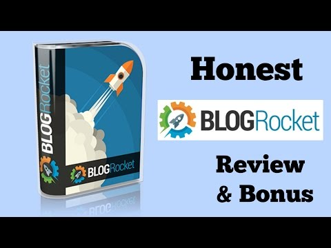 Honest WP Blog Rocket Review and Bonus | A look inside WP Blog Rocket