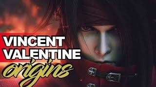 The Entire Life of Vincent Valentine (Final Fantasy 7 In-Depth Explanation)