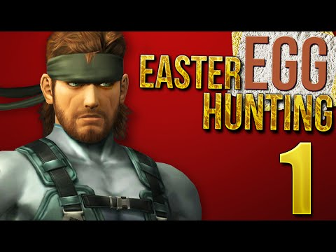 Metal Gear Solid Part 1 - Easter Egg Hunting