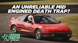 Is a Toyota MR2 the worst car for a teenager?