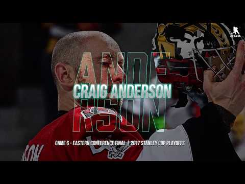 Craig Anderson | Playoff Performer of the Night