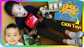 I MAILED MYSELF to CKN TOYS and it WORKED! It Gone Wrong on Delivery Skit - TigerBox HD