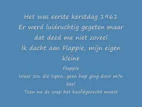 youp van 't hek -flappie(met song tekst)