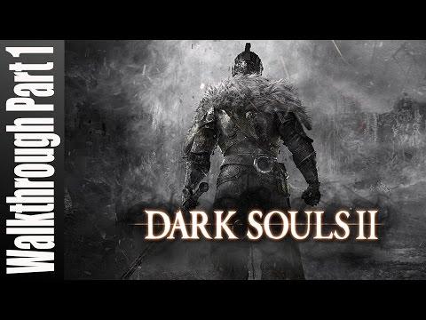 Dark Souls 2 Crown of the Sunken King Walkthrough Part 1 No...