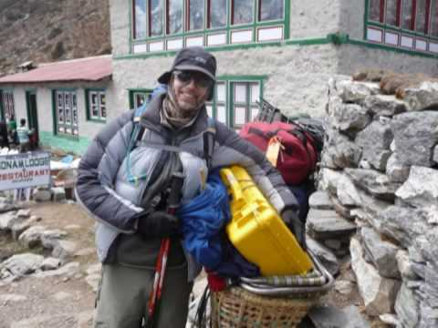 Everest Base Camp Trek and Medical Study