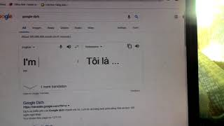 Những bản dịch hài hước của Google Dịch| Thanh Ngan Le