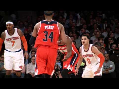 NBA Christmas Day Preview: Wizards vs Knicks