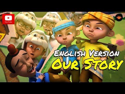 Upin & Ipin - Our Story [English Version] [HD]