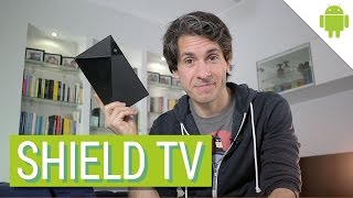 Nvidia Shield Android TV: la recensione di HDblog.it