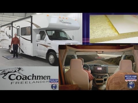 Coachmen Freelander Class C RV Review at Motor Home Speciaist 2012 2013 2014