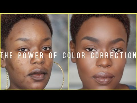 How to Color Correction | Bags\acne\mustache Decepticon Style