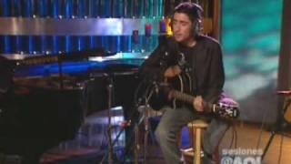 Alex Ubago - A Gritos de Esperanza (Sesiones AOL)