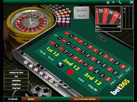 roulette system paroli