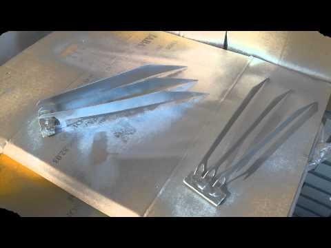 Como hacer las garras de Lobezno