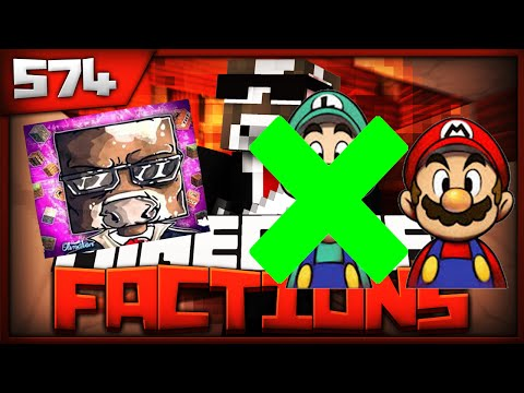 Minecraft FACTIONS Server Lets Play - MY BROTHER JOINS THE ENEMY?! - Ep. 574 ( Minecraft Faction )