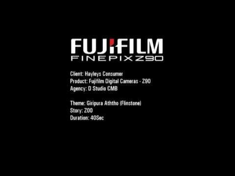 Fujifilm Z90 Radio Commercial Sri Lanka - Hayleys Consumer
