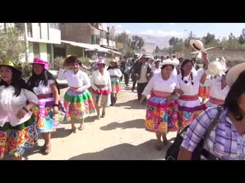 Santiagueros 2013 Pampa Bolivar Sapallanga (HD)