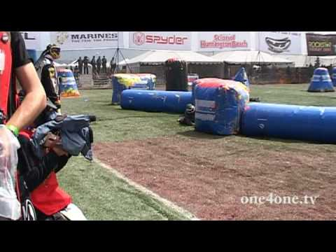 Paintball - NPPL Huntington Beach 2008 - part 2