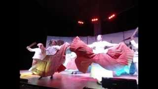 Ballet Folclorico El Machetazo Curacha Montañera