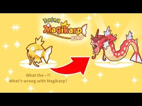 SHINY MAGIKARP! How To Evolve Red Gyarados in Magikarp Jump! Let's Play Magikarp Jump EP 4