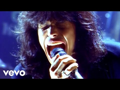 Aerosmith - Janie's Got A Gun Video