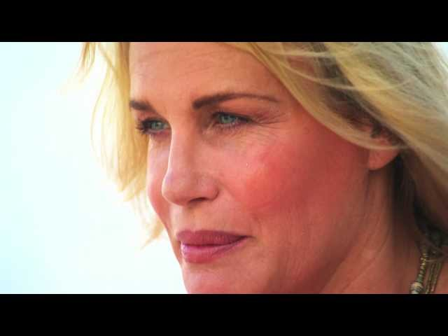 Daryl Hannah at the SLOW LIFE Symposium