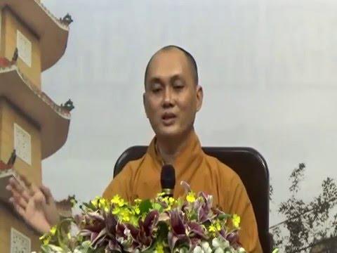Phật Tử Tại Gia 06: Quy Y Tam Bảo (phần 3)