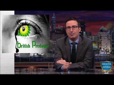 John Oliver Takes On Companies Brands Hilarious Compilation