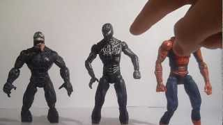Фигурка Spider Man (Black)/Action Figure Spider Man (Black)