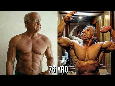 Top 10 Grandpa Bodybuilders | Age Is Just A Number (Motivation)