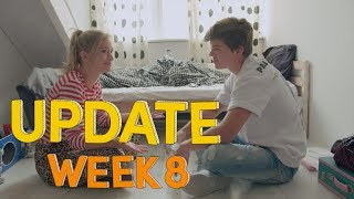 UPDATE week 8 | BRUGKLAS S7
