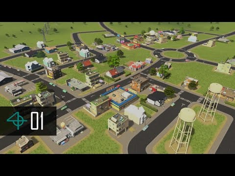 Pando Outfalls Ep. 1 — Basic Utilities and Agricultural Town Layout (Cities: Skylines Gameplay)