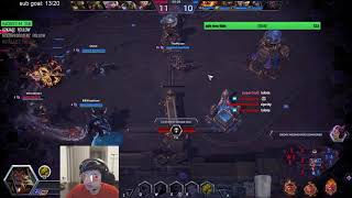 Nazeebo Ravenous Spirit on Tomb - Nano Rav BABY - Grandmaster Storm League Game