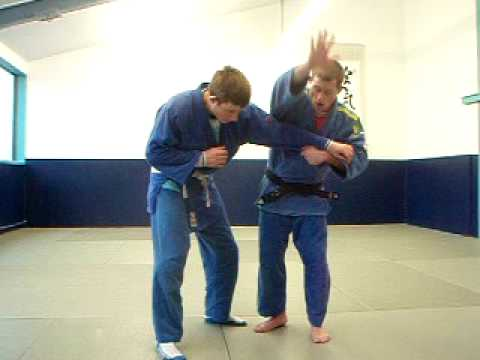 Judo basics: Tani Otoshi Image 1