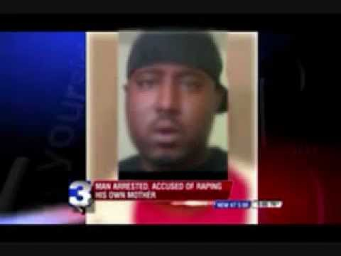 Black Man Raped His Own Mother video