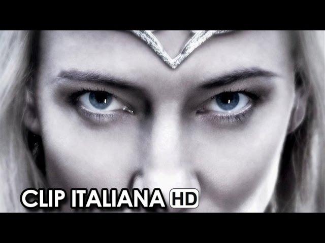 Lo Hobbit: La Battaglia delle Cinque Armate Clip Italiana 'Io non sono sola' (2014) HD
