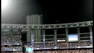Harbhajan Mania at Wankhede Stadium in MI vs KXIP match in IPL 2015