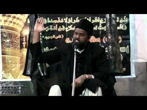 India Maulana Kamran Haider Majlis 4 Asra Muharram/Saffar 1433/2011