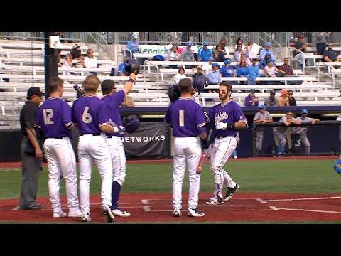 Recap: Washington baseball edges UCLA