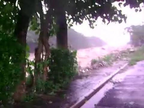 Desbordamientos de río Nigua
