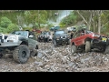 4x4 Challenge (40inch Tires vs The Rest) @ Unimog Hill