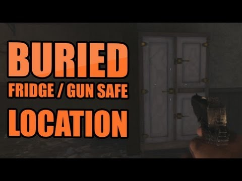 FRIDGE / GUN SAFE -