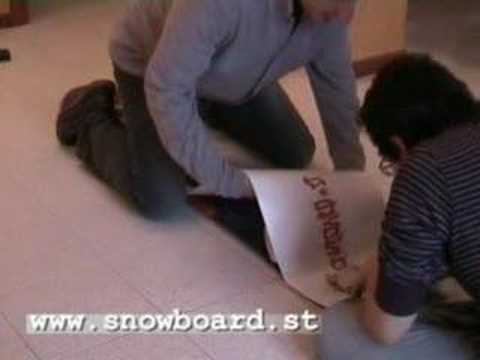 How to customize your snowboards - Personalizzare snowboards