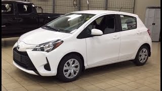 2018 Toyota Yaris LE Review