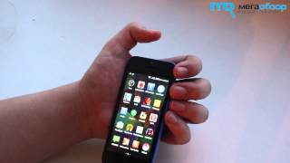 Клон iPhone. Обзор смартфона teXet iX-mini TM-4182