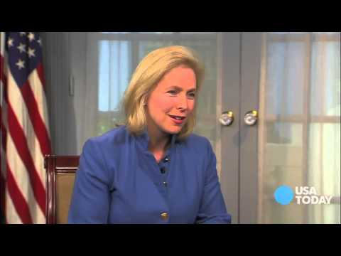 Gillibrand: Battle over military sexual assaults | Capital Download