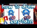Lagu How To Draw Captain America